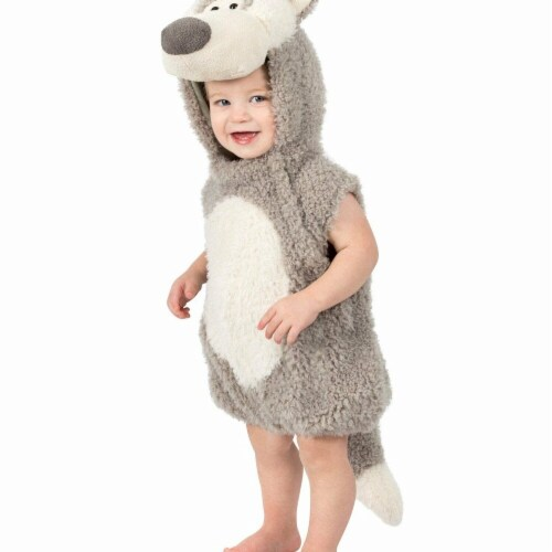 Princess Paradise 278162 Halloween Toddler Wolfred Costume - 2T Perspective: front