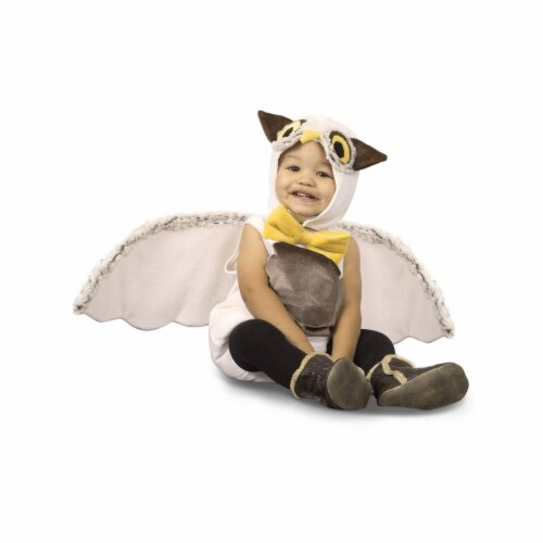 Princess Paradise 277875 Halloween Toddler Otis The Owl Costume - 18 Month Perspective: front