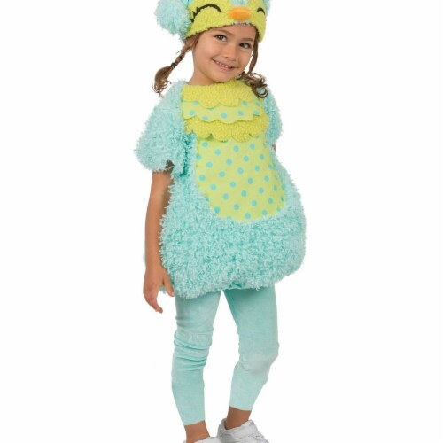 Princess Paradise 277904 Halloween Toddler Night Owl Costume - 6-12 Month Perspective: front