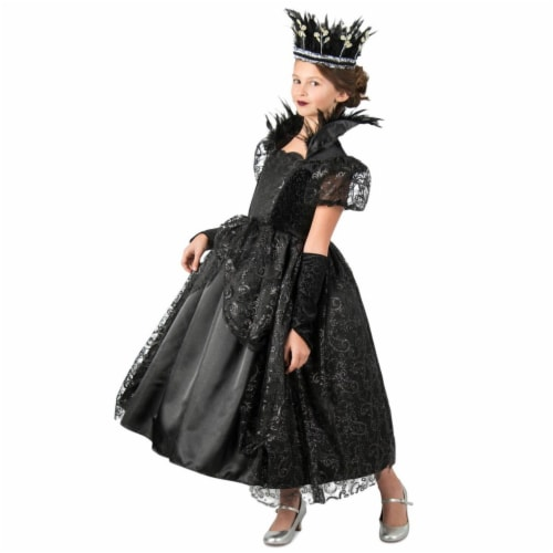 Princess Paradise 278011 Halloween Girls Dark Princess Costume - Medium Perspective: front