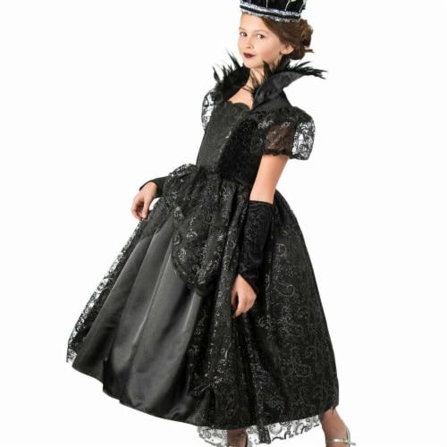 Princess Paradise 278013 Halloween Girls Dark Princess Costume - Extra Large Perspective: front