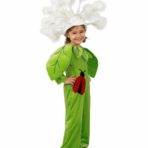 Princess Paradise 277958 Halloween Girls Dandelion Costume - Extra Small Perspective: front
