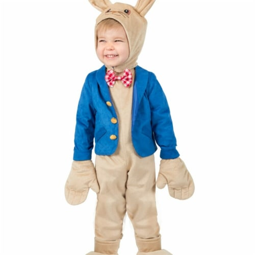 Princess Paradise 278190 Halloween Toddler Preston The Rabbit Costume - 6-12 Month Perspective: front