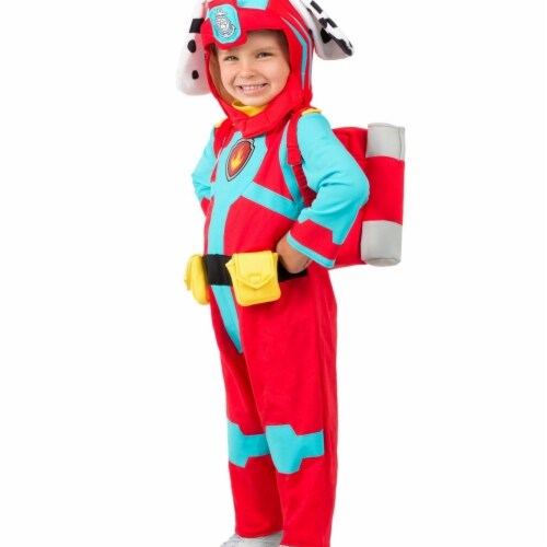 Princess 410182 Boys Paw Patrol Sea Patrol Marshall Child Costume - Small Perspective: front