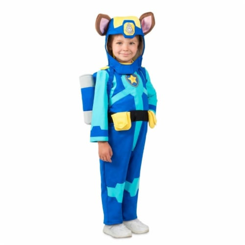 Princess 410186 Boys Paw Patrol Sea Patrol Chase Child Costume - Small Perspective: front