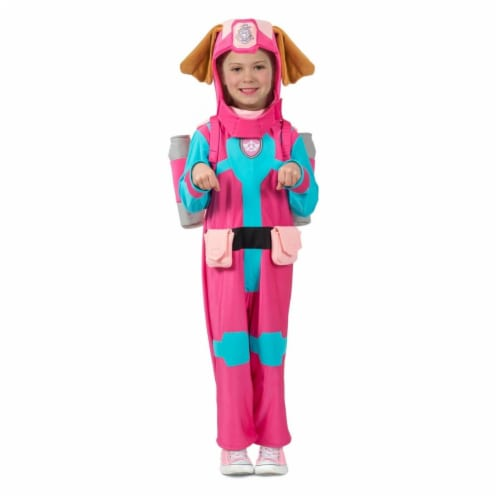 Princess 410191 Girls Paw Patrol Sea Patrol Skye Child Costume - Extra Small Perspective: front