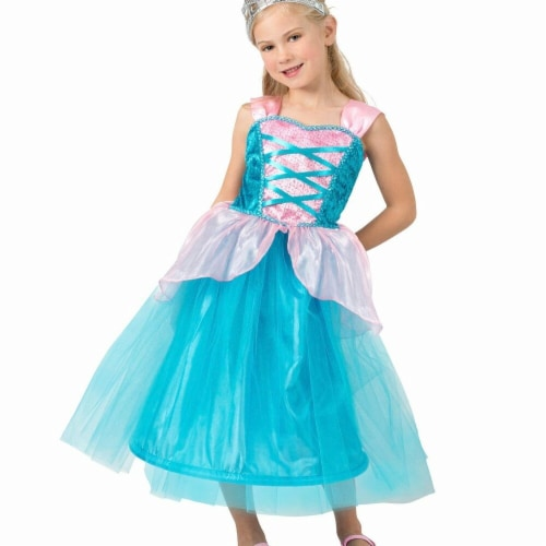 Princess Paradise 277860 Halloween Girls Princess Addilyn Costume - Extra Small Perspective: front