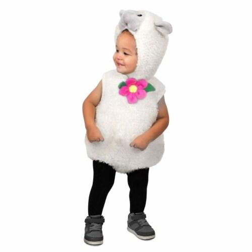 Princess Paradise 278034 Halloween Toddler Furry Lamb Costume - 2T Perspective: front
