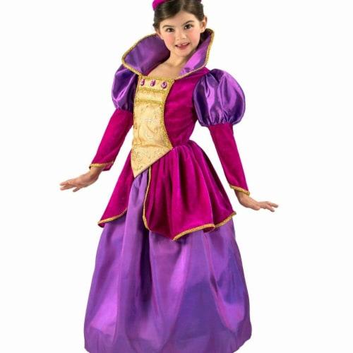 Princess Paradise 278094 Halloween Girls Royal Jewel Princess Costume - Extra Small Perspective: front