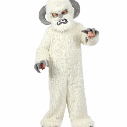 Princess 410199 Child Star Wars Premium Wampa Costume - Large Perspective: front