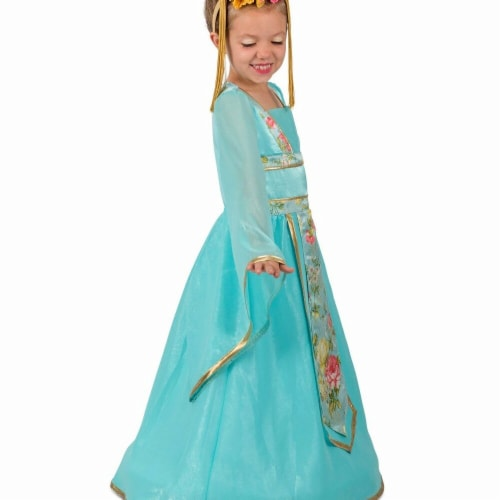 Princess Paradise 277940 Halloween Girls Cherry Blossom Princess Costume - Extra Small Perspective: front