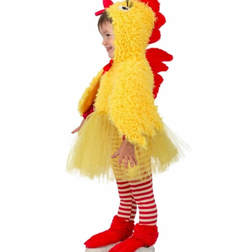 Princess Paradise 277951 Halloween Toddler Premium Princess Chicken Costume - 6-12 Month Perspective: front
