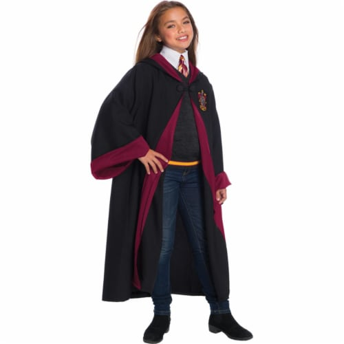 Morris CH03581CSM Childs Deluxe Harry Potter Gryffindor Set - Size 4-6 Small Perspective: front