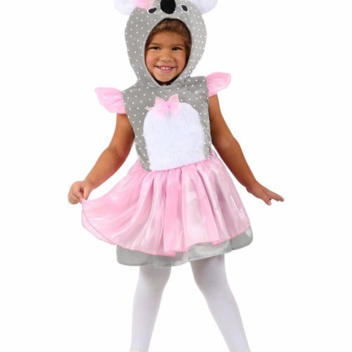 Princess 407672 Girls Kimmy Koala Child Costume - Toddler Perspective: front