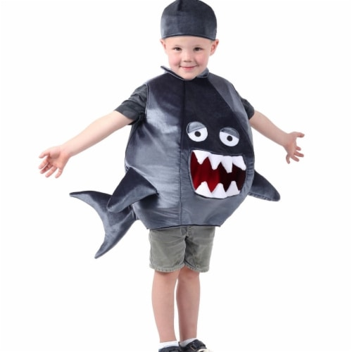Princess 410050 Child Feed Me Shark Costume - Extra Small & Small Perspective: front