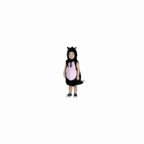 Princess Paradise 413975 Child Clawdia the Cat Costume, Extra Small Perspective: front