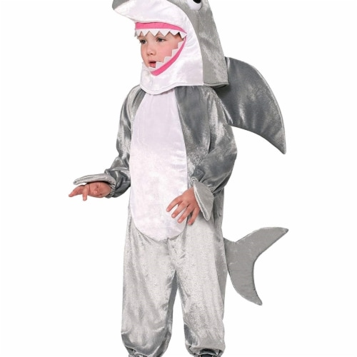 Princess Paradise 413912 Child Shredder the Shark Costume for Boys, Large Perspective: front