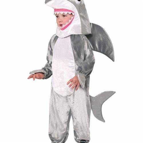 Princess Paradise 413911 Child Shredder the Shark Costume for Boys, Medium Perspective: front