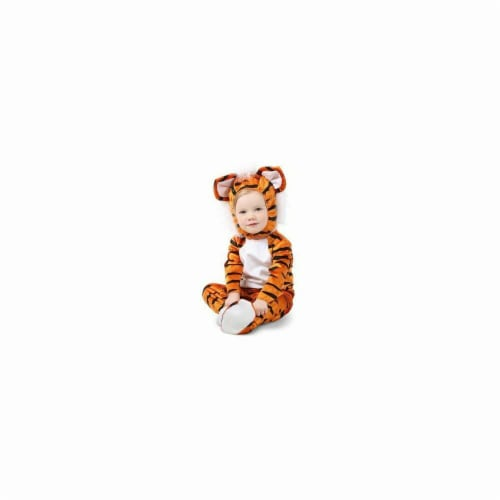 Princess Paradise 413917 2 Toddler Trevor the Tiger Costume, 18 Month Perspective: front
