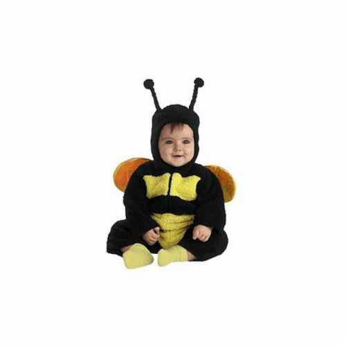 Princess Paradise 413953 2 Toddler Bumbly Bee Costume for Girls, 18 Month Perspective: front