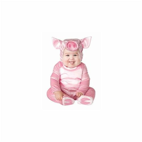Princess Paradise 413924 Infant Littlest Piggy Costume, 12-18 Month Perspective: front