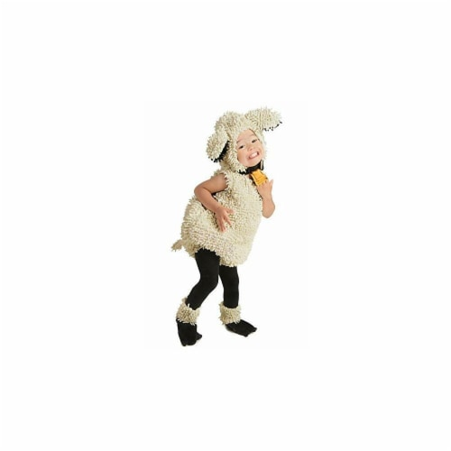 Princess Paradise 413965 2 Toddler Loveable Lamb Costume for Girls, 18 Month Perspective: front