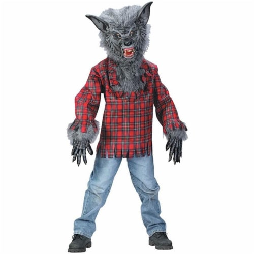 Princess Paradise 414036 Child Little Werewolf Costume for Boys, Medium Perspective: front