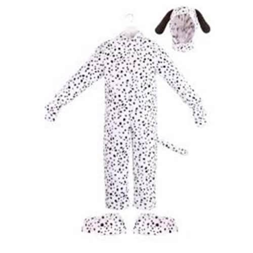 Princess Paradise 413972 Child Dudley the Dalmation Costume for Girls, Extra Small Perspective: front