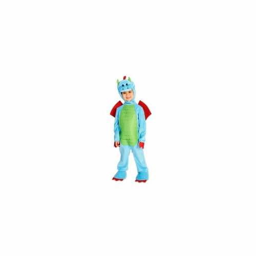 Princess Paradise 414048 Infant Tiny the Fierce Dragon Costume, 12-18 Month Perspective: front