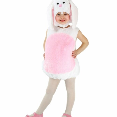 Princess Paradise 413961 2 Toddler Rae the Rabbit Costume, 18 Month Perspective: front