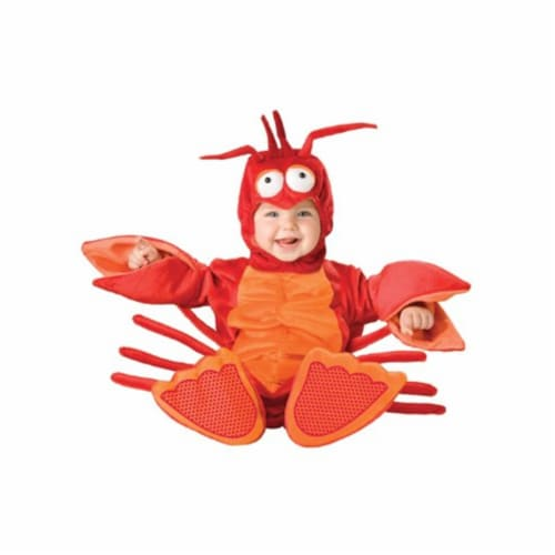 Princess Paradise 413982 2 Toddler Littlest Lobster Costume, 18 Month Perspective: front