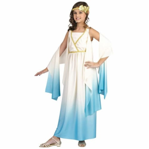 Princess Paradise 414009 Child Graceful Goddess Costume for Girls, Medium Perspective: front