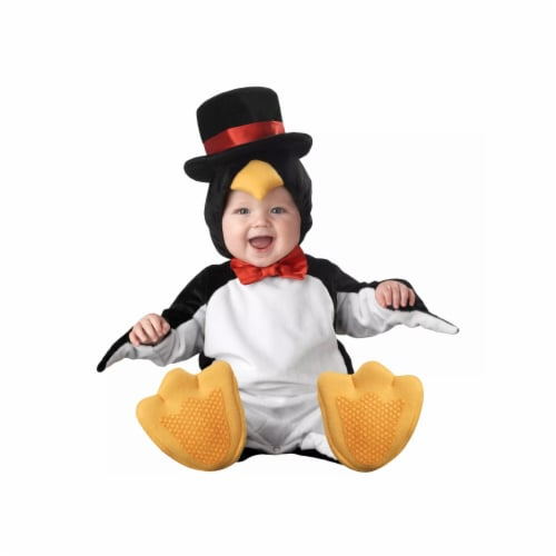 Princess Paradise 414064 2 Toddler Littlest Penguin Costume for Boys, 18 Month Perspective: front