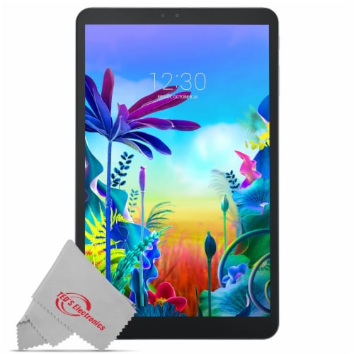 """Lg G Pad 5 10.1"""" Full Hd 4g Lte Tablet 4gb Ram 32gb Storage Android 9.0 Perspective: front"""