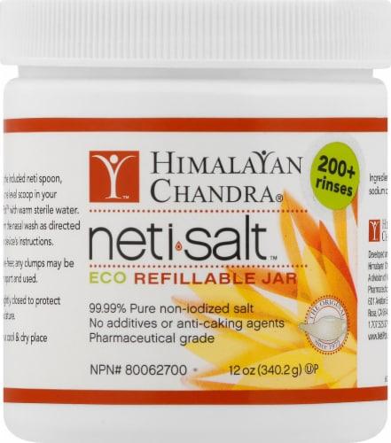 Himalayan Chandra  Neti Pot Salt Perspective: front