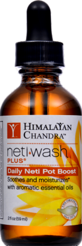 Himalayan Institute Neti Wash Plus Daily Neti Pot Boost Perspective: front