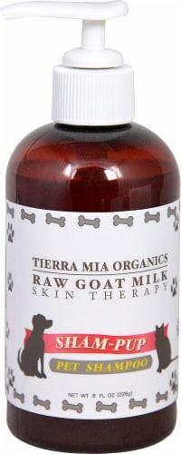Tierra Mia Organics  Sham-Pup Pet Shampoo Perspective: front