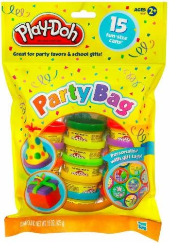Hasbro Play-Doh Molding Compound Party Bag Perspective: front