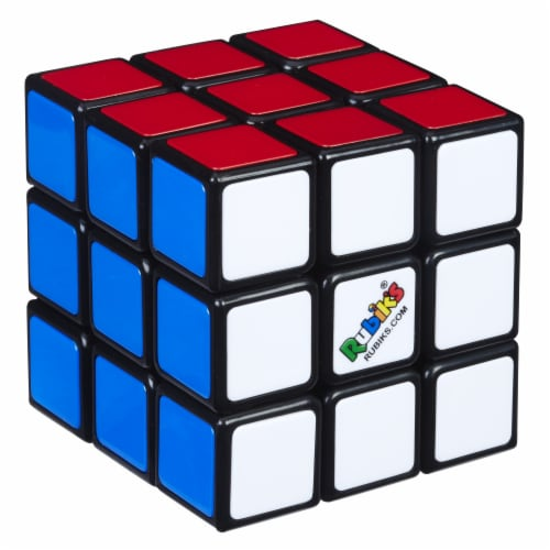 Hasbro Gaming Rubik's Cube Game Perspective: front