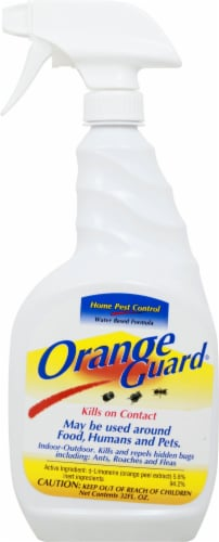 Orange Guard  Home Pest Control Perspective: front