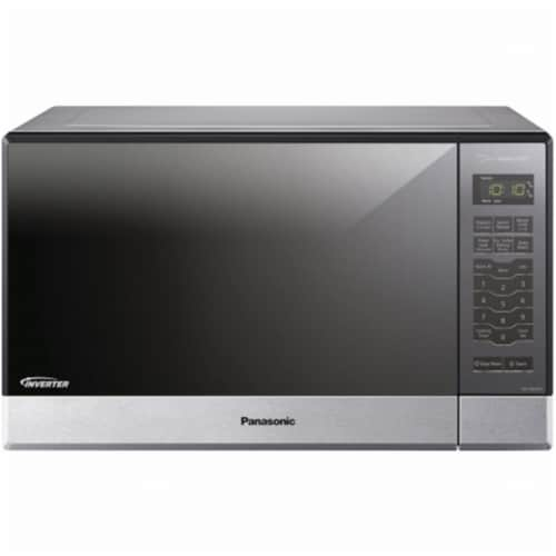 Countertop-Built-In Microwave, Stainless - 1.2 cu ft. Perspective: front