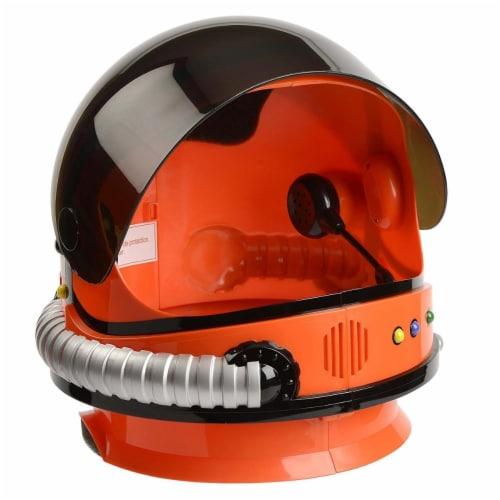 Junior Astronaut Helmet, Orange Perspective: front