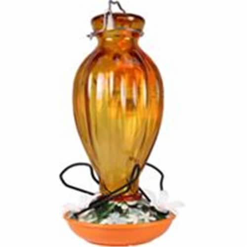 Audubon-Woodlink  Decorative Glass Oriole Feeder Perspective: front