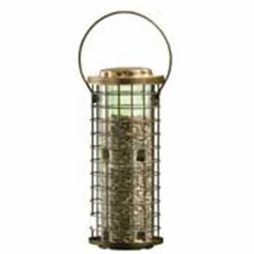 Wildbird Squirrel Stumper Feeder 3 Pounds Perspective: front