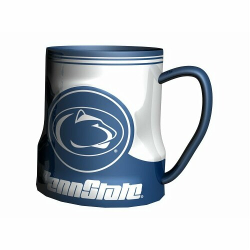 Penn State Nittany Lions Coffee Mug - 18oz Game Time Perspective: front