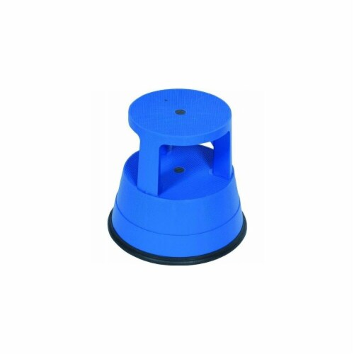 Stable Step Stool - Blue Perspective: front