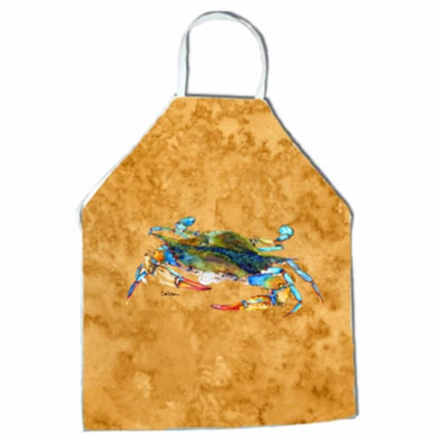 27 x 31 in. Crab Apron Perspective: front