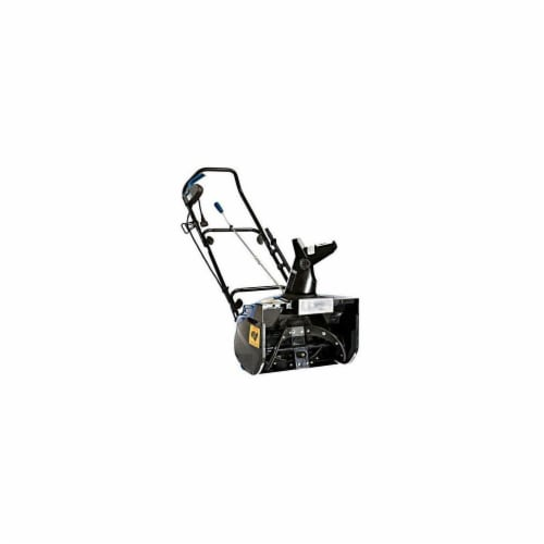 18 in. Ultra Electri Snow Thrower Perspective: front