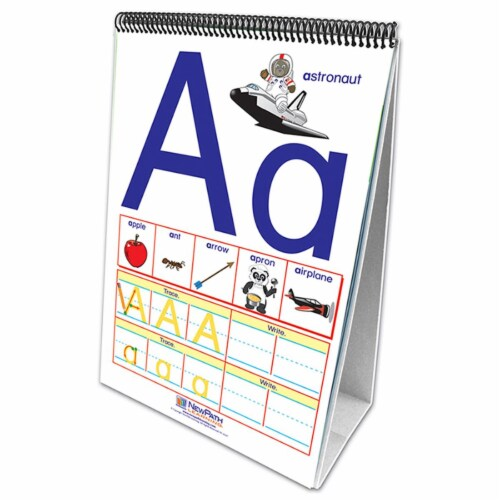 Early Childhood Ela Alphabet Perspective: front