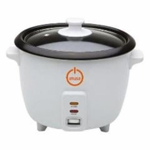 5C Rice Cooker Perspective: front